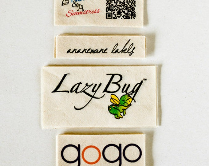 custom labels (your art)