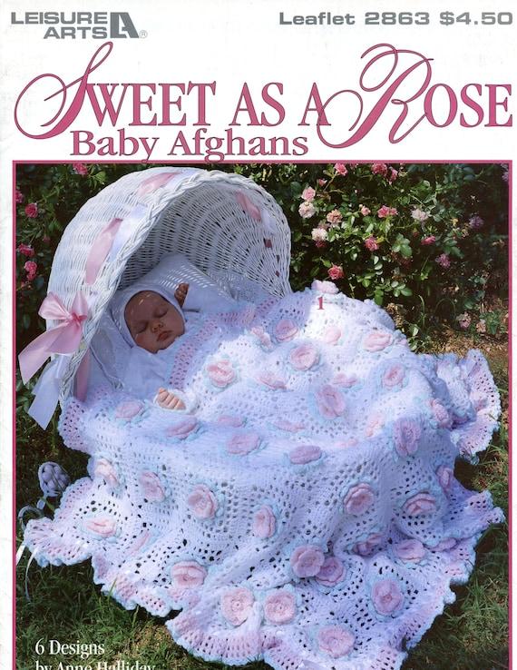 Irish Rose Booties ~ Lacy Heirloom Baby Booties crochet pattern leaflet