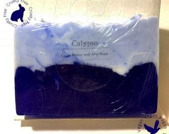 Calypso - Cocoa Butter and Aloe Soap