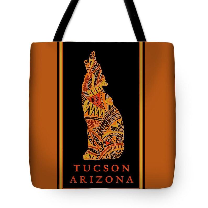 Tribal Tote Bag Southwest Decor Mimbres Pillow Book Bag Tribal Throw Pillow Gift Southwest Mimbres Arizona Tribal Indian Tote Bag