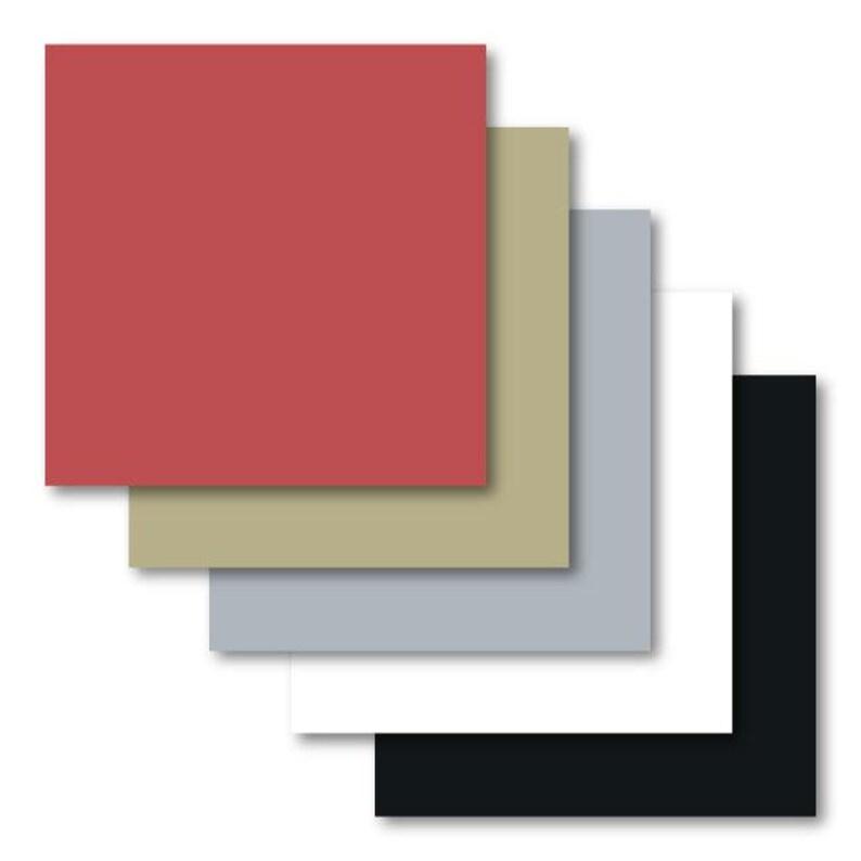 Cricut Joy Smart Vinyl Elegance Sampler Permanent Adhesive Decal Sheets