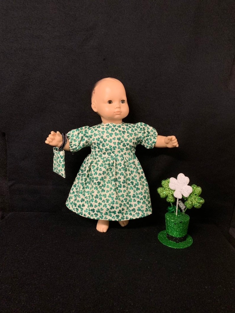 Doll Clothes-fits American Girl Bitty Baby doll-Top,Bloomer-Roses