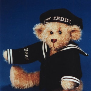 Two Sailor Bear E-Patterns Featured in Teddy Bear /& Friends Digital Instant Download