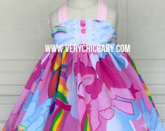 71258c6c0 My Little Pony Dress, MLP Dress