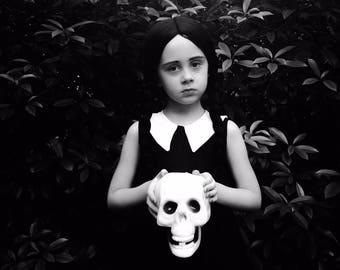 Wednesday Addams Costume Wednesday Addams Costume Halloween Spooky Sally Skellington Nightmare before Christmas  sc 1 st  Etsy & Wednesday cosplay | Etsy