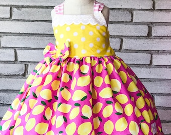 380e5b5626ca Lemon dress