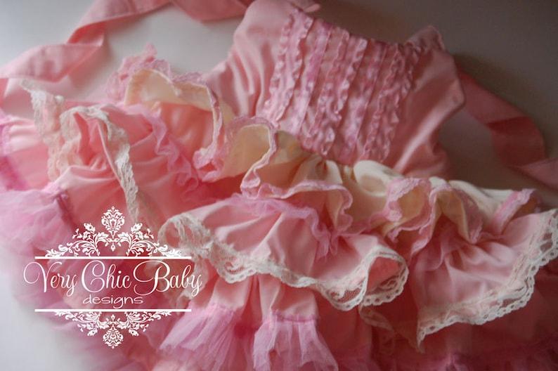 Birthday Baby Dress Pageant Dress Princess Birthday Dress Pink Dress Magical Custom Tea Party Tutu Birthday Dress First Birthday Dress