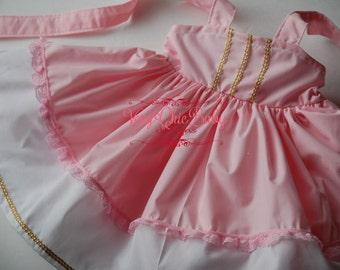 Aurora Costume, Sleeping Beauty Costume, Aurora Costume Girls, Sleeping Beauty Dress, Princess Aurora Dress, Girls Sleeping Beauty Costume