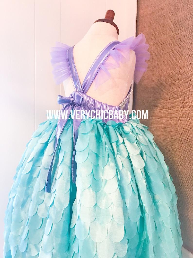 Mermaid Costume Mermaid Dress