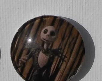 Jack Skellington Nightmare Before Christmas 25mm Necklace Pendant