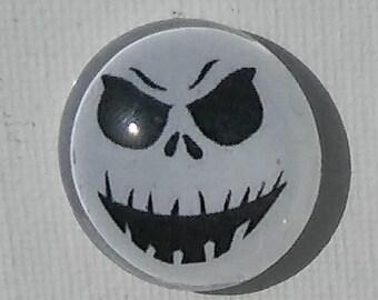 Nightmare Before Christmas Jack Skellington 25mm Necklace Pendant