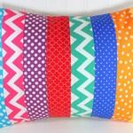 Nursery Decor, Pillow Cover, Baby Bedding, 12 x 16, Throw Pillows, Cushion Cover, Decorative Pillows, Pillow, Rainbow, Rainbows