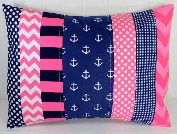 7 Inspiring Kid Room Color Options For Your Little Ones: Home Decor Nautical Nursery Decor Pillow Cover Throw