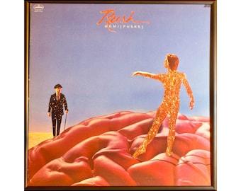Glittered Rush Hemispheres Album