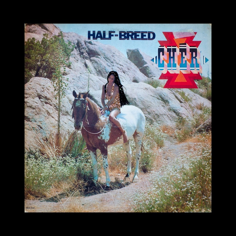 Chér* - Half-Breed (1973, Vinyl) | Discogs