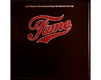 Glittered FAME Album
