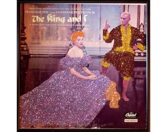 Glittered King and I Album