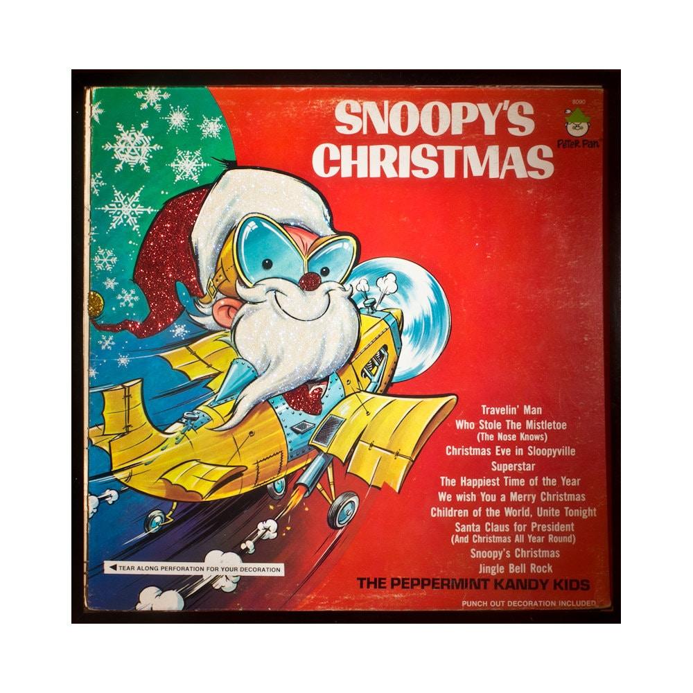 zoom - Snoopys Christmas Album