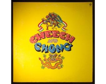 Glittered Cheech and Chong Album