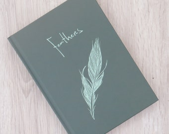Feathers - An Illustrated Bird Book