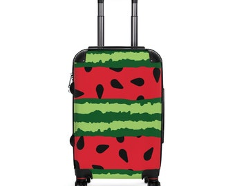 Watermelon carry on  Suitcase
