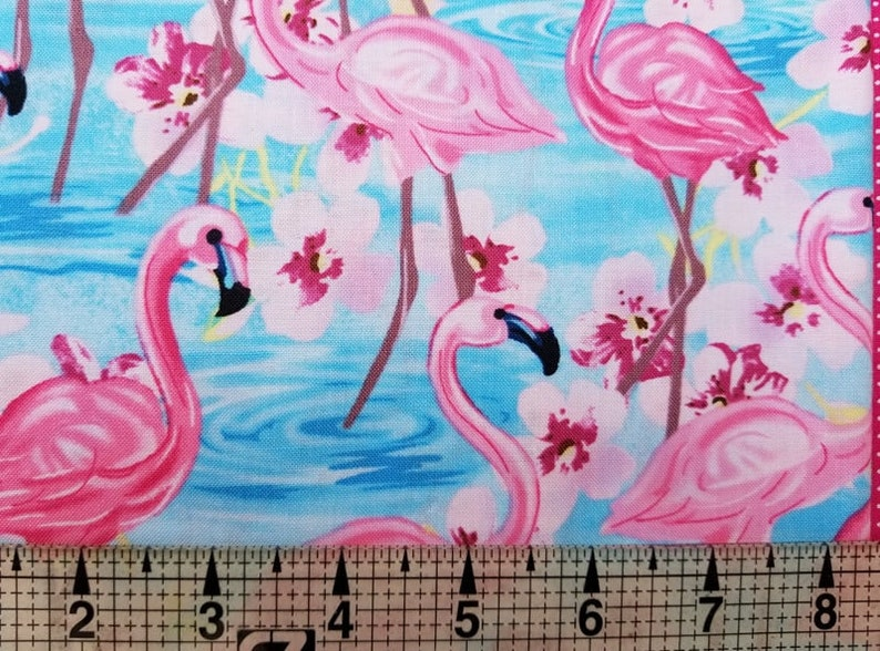 Pantiliner Period Customized Cloth Pad or Flamingos and Polka Dots Panty Liner Menses Menstrual Pad Summer Waves  Cotton Pantyliners