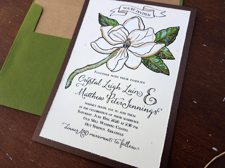 50: Unique Wedding Invitations Spring At Reisefeber.org