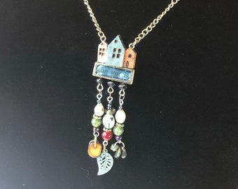 The Woods: Reliquary Necklace