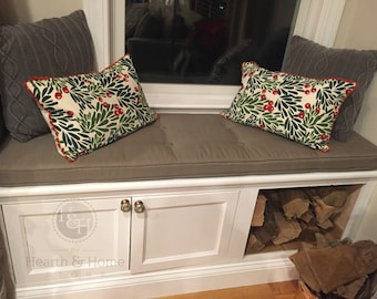 Window Seat Cushion Etsy