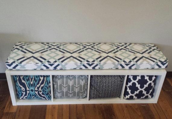 Ikea kallax custom cushion playroom nursery organization etsy