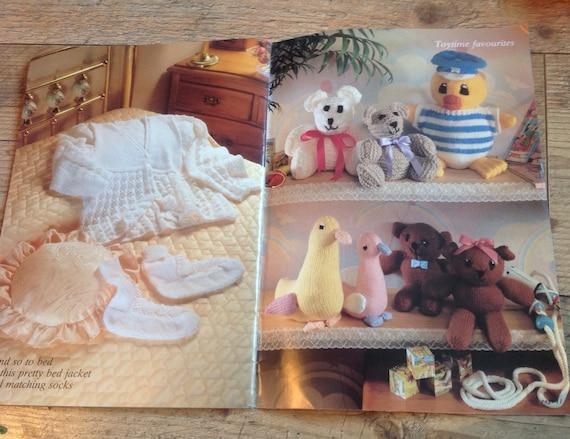 Novelty Knits Knitting Book Book Of Novelty Knitting Etsy
