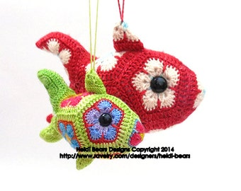 The Babelfeesh African Flower Crochet Pattern