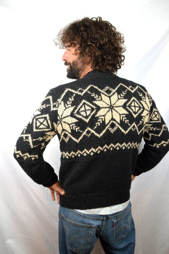 Vintage 80s 90s Polo Ralph Lauren Wool Pullover S… - image 3