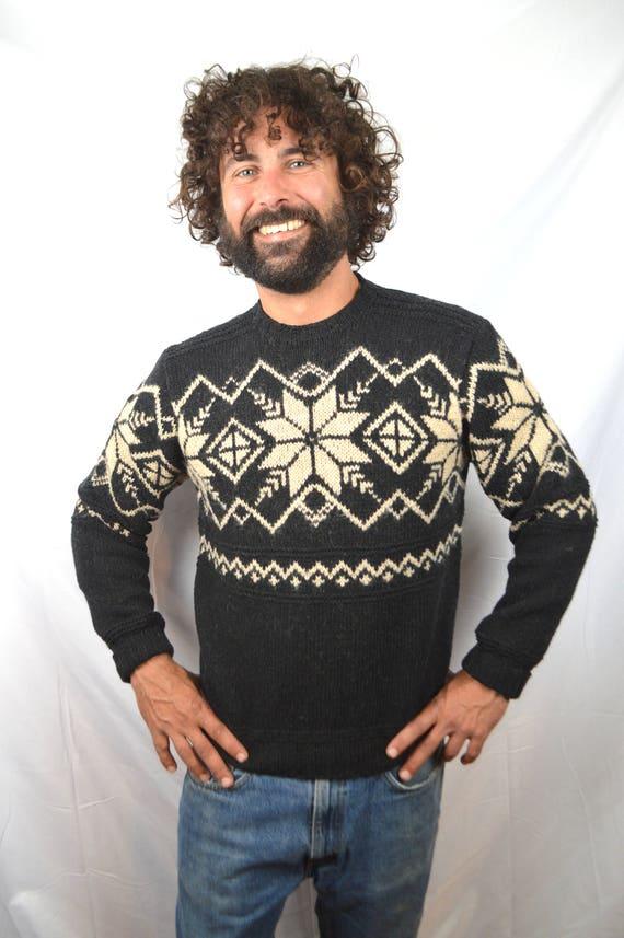 Vintage 80s 90s Polo Ralph Lauren Wool Pullover Sw