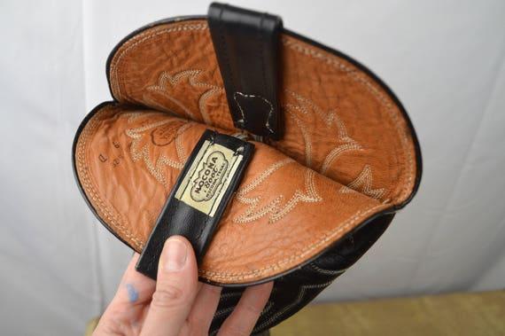 Nocana D Bottes Cowboy taille Western de 9 Vintage PwwERq7xa