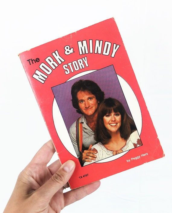 Vintage 1970s 70s 1979 The Mork and Mindy Story P… - image 8