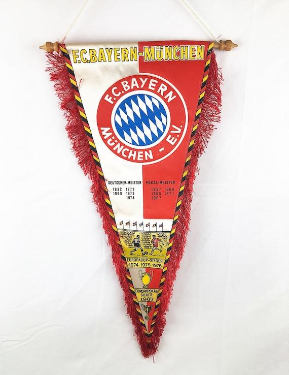 FC Bayern 1970s Soccer Football Munich Champions P