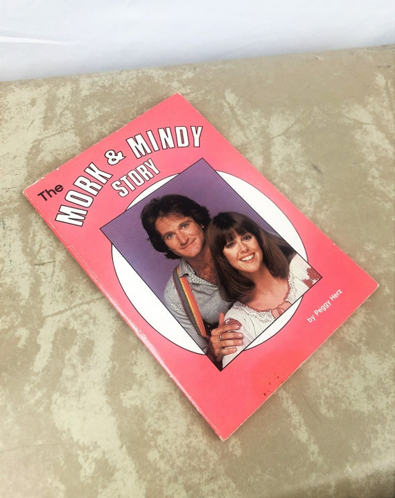 Vintage 1970s 70s 1979 The Mork and Mindy Story P… - image 2