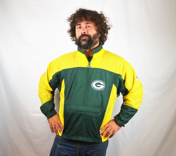 Vintage 1980s 80s Green Bay Packers NFL Football W