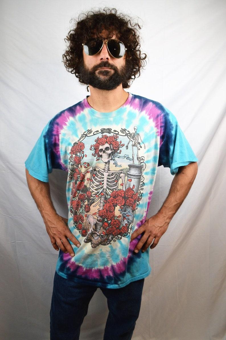 6accfc77 Original Vintage Grateful Dead T Shirts – EDGE Engineering and ...