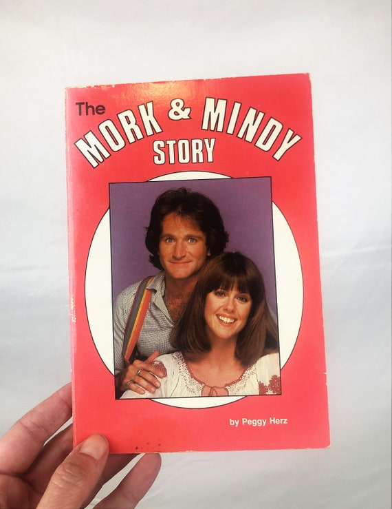 Vintage 1970s 70s 1979 The Mork and Mindy Story P… - image 3