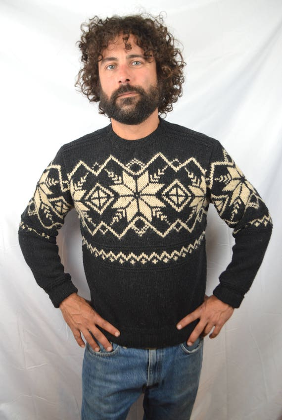 Vintage 80s 90s Polo Ralph Lauren Wool Pullover S… - image 4