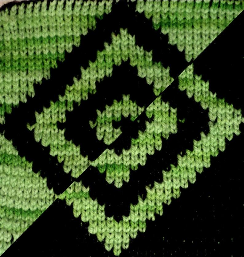 Double Knit Potholders Pattern | Etsy