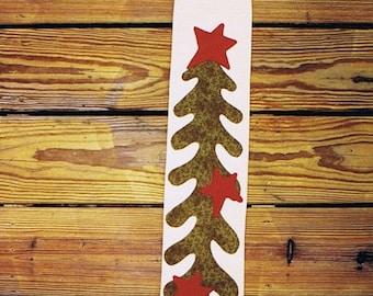 Long Tall Christmas Stocking Pattern