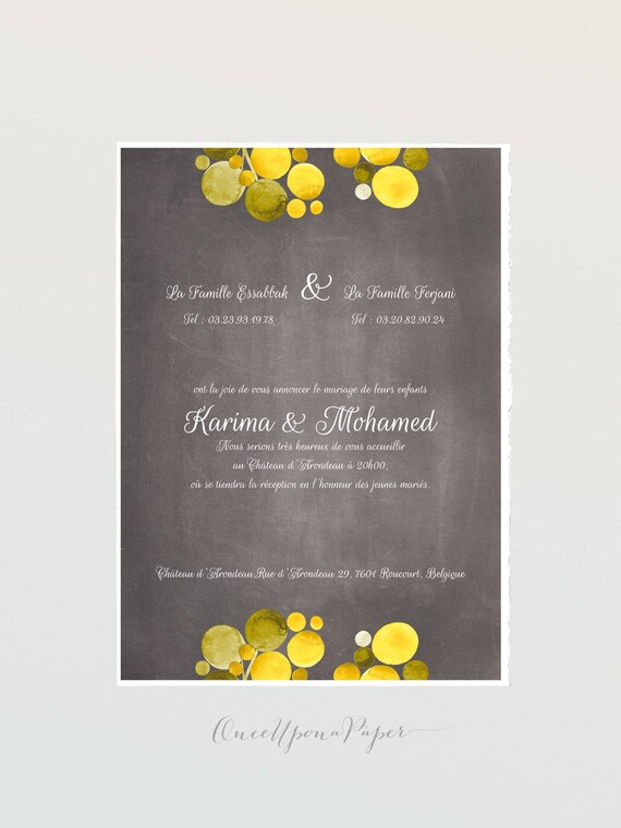 Printable Personalized DIY Wedding invite Anniversary Birthday invitation suite