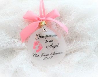 baby loss ornament etsy