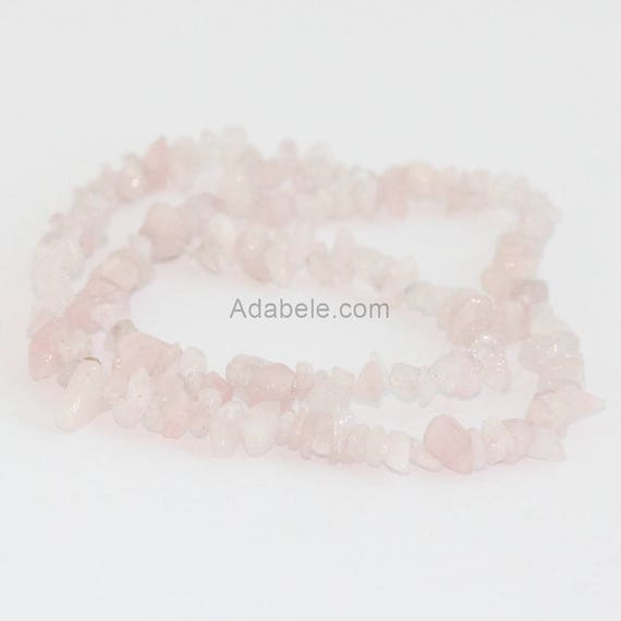 """U Pick 16/"""" AAA Natural Smooth Chips Gemstone Beads Free-Form Loose Beads ~8x5mm"""