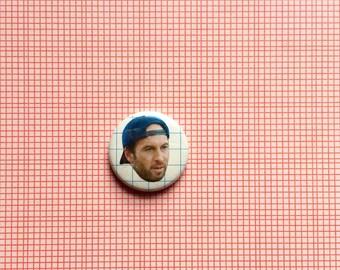 Luke Danes Gilmore Girls Badge pin