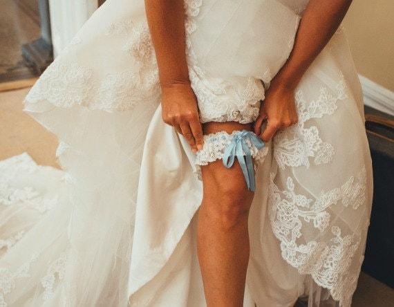 8905b64641ab Florence Personalised Garter Wedding Garter Nottingham