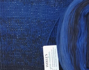 ANGELFISH STRIPES IV -- Color Changing Cotton yarn --  480 yards/100 gr --  Fingering Weight
